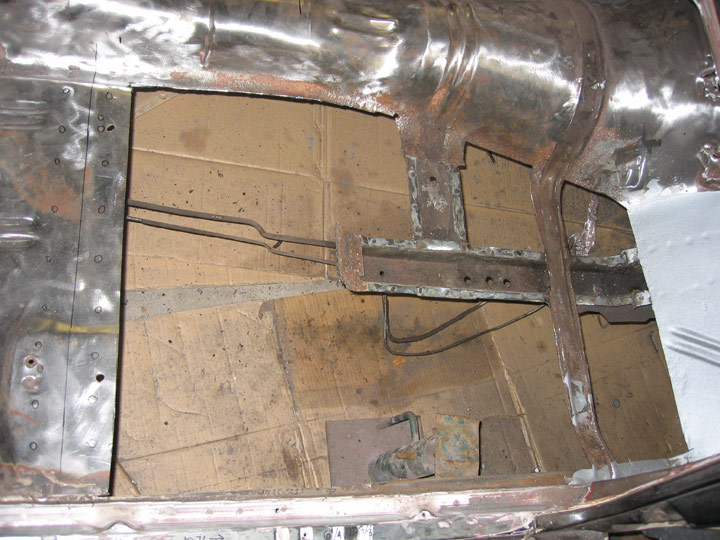 Index of nova floorpan for 1957 chevy floor pan replacement